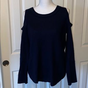 Navy Cashmere Sweater 💙